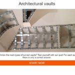 Test your knowledge on curved ceilings