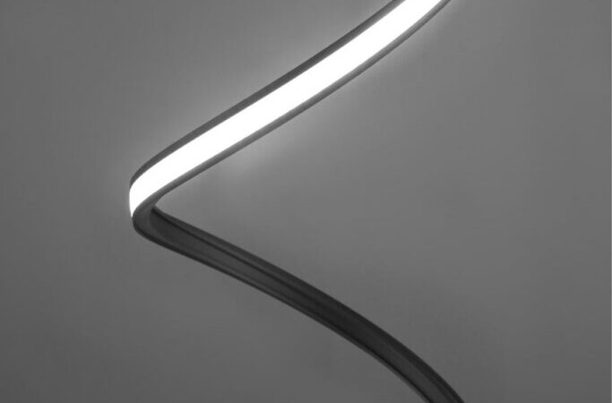 BLEND – flush flexible LED profile